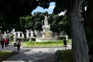 Brunnen auf Teneriffa