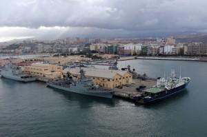 Hafen Las Palmas Gran Canaria