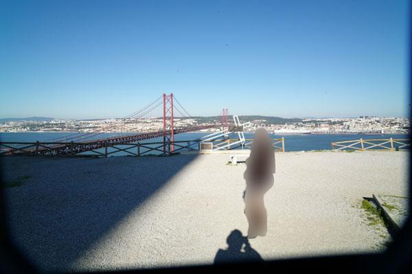 Hafenbrücke Lissabon