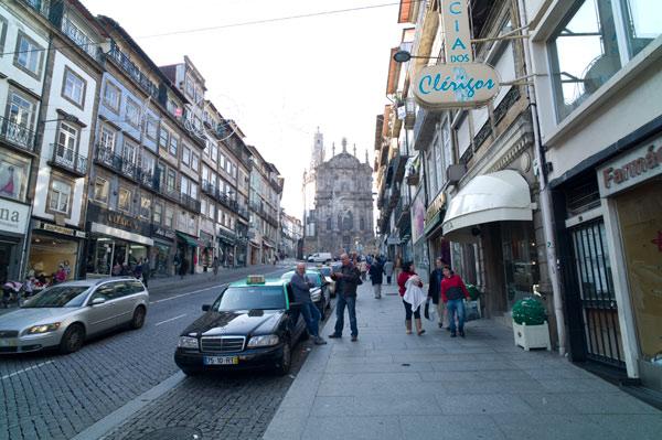 Kathedrale in Porto